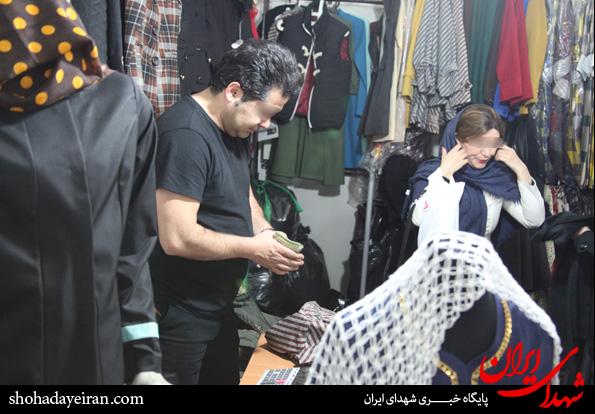 جولان بی حجابی در نمایشگاه عفاف و حجاب/ فروش همه مدل لباس زنانه به اسم حجاب